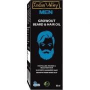 Natural Organic Men's Beard Growth Oil