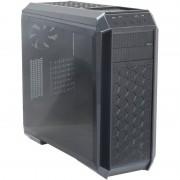 Carcasa Stallion GP-01B, MiddleTower, Fara sursa, Negru