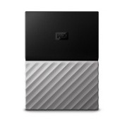 "Disco Duro Externo Western Digital My Passport Ultra 2.5"", 3TB, USB 3.0, Negro/Gris"