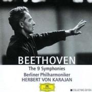 Herbert Von Karajan, Berliner Philarmoniker - Beethoven: The 9 Symphonies (0028946308820) (5 CD)