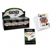 Geen Poker speelkaarten 54 stuks - Action products
