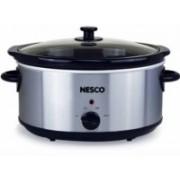 Nesco DSC425 Slow Cooker(3 L, Silver)