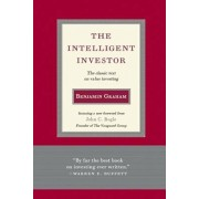 Intelligent Investor: The Classic Text on Value Investing, Hardcover/Benjamin Graham