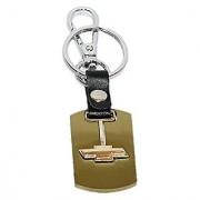 AutoStark Metal Key Chain Cars - Key Ring - Keychain For Chevrolet Spark