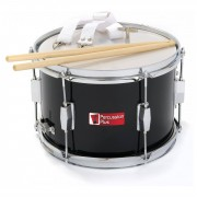 "Percussion Plus PP786 Marching Snare 12"", incl. baquetas, correa"