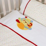 Suncrest Jolly Jamboree Toddler Duvet Set