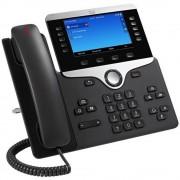 Telefonski sustav, VoIP Cisco Cisco IP Phone 8841-3PCC: - SIP, RTCP, R Zaslon u boji Crna, Srebrna