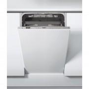 Masina de spalat vase Whirlpool WSIO 3T223 PCE X, Incorporabila, 6th Sense, 10 seturi, 7 programe, 45 cm, Clasa A++