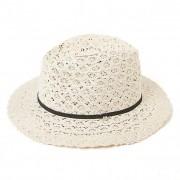 FASHIONDESIGN cappello estivo donna tipo fedora molto traspirante