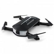 JJRC H37 Mini Baby Elfie Wi-Fi FPV plegable RC Quadcopter Drone con camara HD 720P-Negro