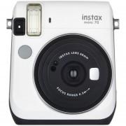Camara Fujifilm Instax Mini 70 Instantanea Espejo Selfie - Blanco