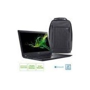 Notebook Acer Aspire 3 A315-53-C5X2 Intel® Core™ i5-8250U 8ª Geração 8GB RAM 1TB HD 15.6HD Windows 10 + Mochila Acer para Notebook Gray Dual Ton