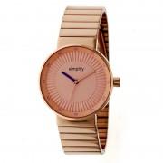 Simplify The 4600 Bracelet Watch - Rose Gold/Purple SIM4604