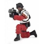 Figurina Papo Razboinic cu laser