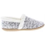 TOMS Femeile gray papuci Birch Woollen Slipper 37,5