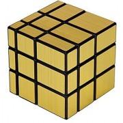 Ratna's Shengshou 3x3 Mirror Cube Gold