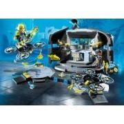 Playmobil Centro de Mando del Dr.Drone