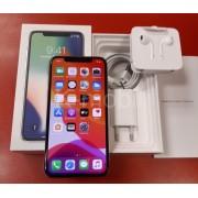 Apple iPhone X 64GB komplet použitý