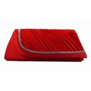 Kabelka psaníčko červená 9200-2 9200-2