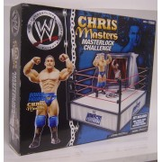 Wwe Wrestling Ring Exclusive Master Lock Challenge With Chris Masters Action Figure