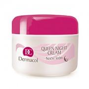 Dermacol Cremă de noapte regeneratoare cu alge marine (Queen Night Cream) 50 ml