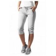 Pantaloni trening trei sferturi dama - Urban Classics - GRI