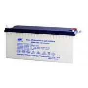 Oliter 12V 200Ah Gel Battery