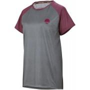 IXS Flow Camiseta de las señoras Gris Rosa 42
