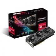 ASUS - ROG Strix Radeon RX 580 TOP edition 8GB GDDR5 Graphics Card