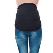 Centură gravide neagră L/XL