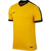 Nike Voetbalshirt Striker IV Geel/Zwart Kinderen