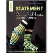 """Buch """"Statement Socken stricken - Mit Farben zum Erfolg"""""""