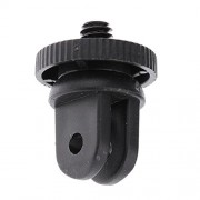 ELECTROPRIME® 6Piece 1/4inch Tripod Mount Adapter Screw +Flat Mount for GoPro Hero3+/3