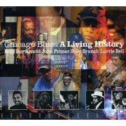 Artisti Diversi - Chicago Blues- A Living.. (0820236466117) (2 CD)