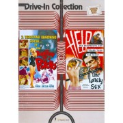 Drive-In Collection: Anatomy of a Psycho/The Lonely Sex [DVD]