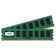 Crucial 4GB Kit DDR3L 1600 MT/s 2GBx2 UDIMM 240pin