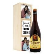 YourSurprise Bier in bedrukte kist - La Trappe Isid'or