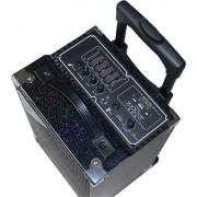 Majestic Ts74btusb Mini Hi Fi Bluetooth Potenza 100 Watt Usb Karaoke Jack Micro Hi Fi Microfono Ingresso Aux Colore Nero - Ts-74 Bt Usb Sd Ax - 115074