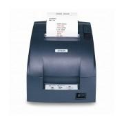 Epson TM-U220A, Impresora de Tickets, Matriz de Puntos, Serial, Negro - incluye Fuente de Poder, sin Cables
