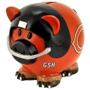 NFL Chicago Bears Resin Large Thematic Piggy Bank
