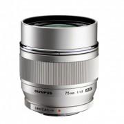Olympus 75mm F1.8 ED MSC Obiectiv Olympus MFT, argintiu