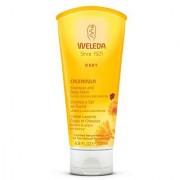 Weleda Calendula Baby Shampoo and Body Wash 6.8-Ounce
