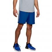 Under Armour Muške kratke hlače Woven Graphic Wordmark Shorts Blue S