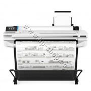 Плотер HP DesignJet T525 (91cm), p/n 5ZY61A - Широкоформатен принтер / плотер HP