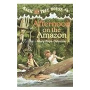 Afternoon on the Amazon, Hardcover/Mary Pope Osborne