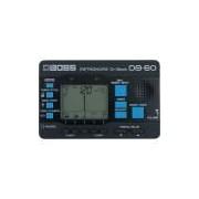 Afinador Metrônomo Para Percussão e Guitarra DB-60 - Boss