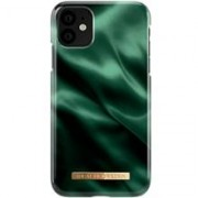 iDeal of Sweden Ideal Fashion Case iPhone 11 Emerald Satin