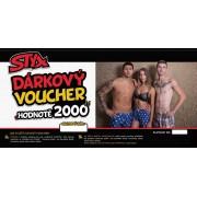Styx Elektronický voucher 2000,- (zaslání pouze e-mailem) uni