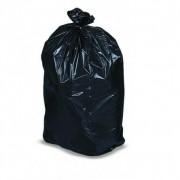 Prorisk Sacs poubelles 160l pe bd super renforcé noir 0.000000