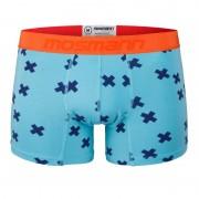 Mosmann X Print Classic Modal Trunk Underwear Blue CL1540